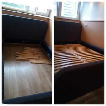 Nuomininkų sulaužytos lovos remontas Jūsų namuose, viešbutyje, sodyboje
