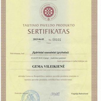Grybukai, šakočiai su sviestu. / Gema Vileikiene / Darbų pavyzdys ID 691099
