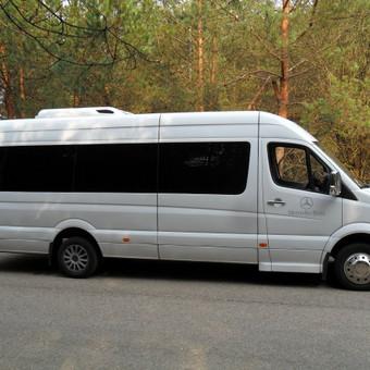 Keleiviu vezimas,autobusu ir mikroautobusu nuoma LT IR EU / Vežame Keleivius / Darbų pavyzdys ID 89244