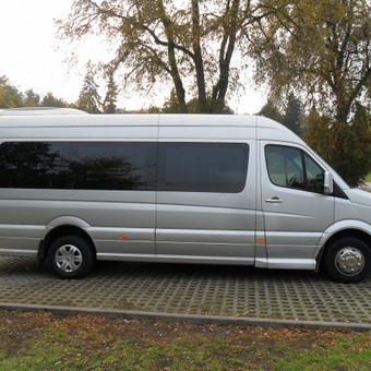Keleiviu vezimas,autobusu ir mikroautobusu nuoma LT IR EU / Vežame Keleivius / Darbų pavyzdys ID 89249