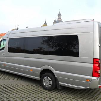 Keleiviu vezimas,autobusu ir mikroautobusu nuoma LT IR EU / Vežame Keleivius / Darbų pavyzdys ID 89250