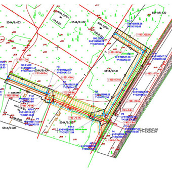 Inžinerinių tinklų projektavimas / Aistė Juškevičienė / Darbų pavyzdys ID 692689