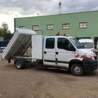 Krovinių pervežimas / Povilas / Darbų pavyzdys ID 692703