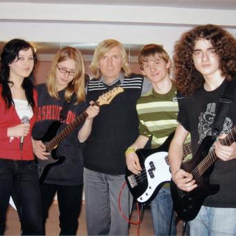Gitaros mokytojas / Gitaros Pamokos Vilniuje / Darbų pavyzdys ID 89321