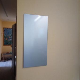 Magnetinės lentos montavimas / prikabinimas