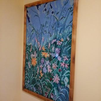 Paveikslų kabinimas Jūsų namuose, biure, galerijoje
