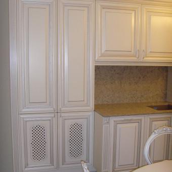 """Virtuvės baldai. Vonios baldai. Akmuo. UAB """"Forestė"""" / Dizainerė Audronė Baldai-Interjeras / Darbų pavyzdys ID 694081"""