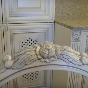 """Virtuvės baldai. Vonios baldai. Akmuo. UAB """"Forestė"""" / Dizainerė Audronė Baldai-Interjeras / Darbų pavyzdys ID 694085"""
