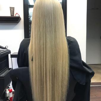 Kirpėjas, meistras, plaukų stilistas / Nijole Veliulė / Darbų pavyzdys ID 694995