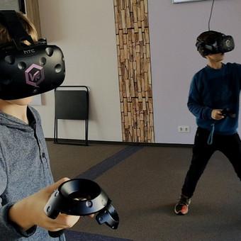 Virtualios realybės kambarys VILNIUJE ir MARIJAMPOLĖJE / MB Virtualus pasaulis / Darbų pavyzdys ID 695373