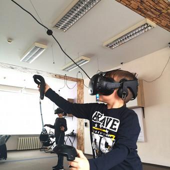 Virtualios realybės kambarys VILNIUJE ir MARIJAMPOLĖJE / MB Virtualus pasaulis / Darbų pavyzdys ID 695375