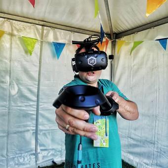 Virtualios realybės kambarys VILNIUJE ir MARIJAMPOLĖJE / MB Virtualus pasaulis / Darbų pavyzdys ID 695377