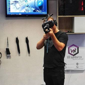 Virtualios realybės kambarys VILNIUJE ir MARIJAMPOLĖJE / MB Virtualus pasaulis / Darbų pavyzdys ID 695379