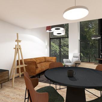 Interjero dizainas, techninis projektavimas, vizualizavimas / Šarūnė Usonytė / Darbų pavyzdys ID 695657