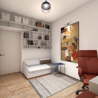 Interjero dizainas, techninis projektavimas, vizualizavimas / Šarūnė Usonytė / Darbų pavyzdys ID 695669