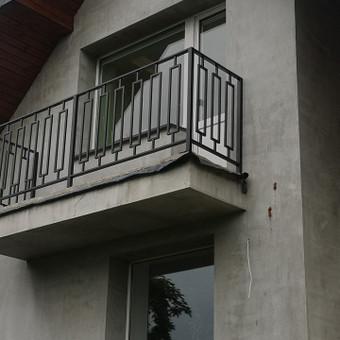 Metaliniai-mediniai hamakų stovai/laikikliai, ir kiti metalo / Giedrius / Darbų pavyzdys ID 695831