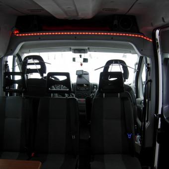 Keleiviu kroviniu pervezimas / Rimas / Darbų pavyzdys ID 89665
