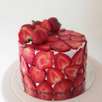 Tortai ir desertai Jūsų šventei / Erikos saldumynai / Darbų pavyzdys ID 697787