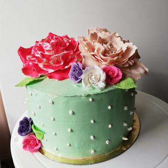 Tortai ir desertai Jūsų šventei / Erikos saldumynai / Darbų pavyzdys ID 697859