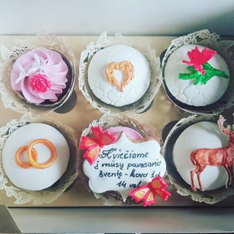 Tortai ir desertai Jūsų šventei / Erikos saldumynai / Darbų pavyzdys ID 697863