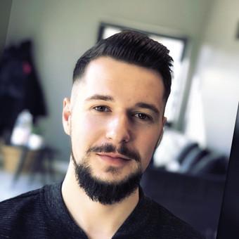 Vyriški kirpimai,barzdų modeliavimas,skutimas. / Loreta / Darbų pavyzdys ID 698383