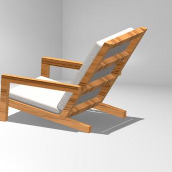 Objektų 3D modeliavimas, prototipų kūrimas / Rima Petit Guiot / Darbų pavyzdys ID 699245