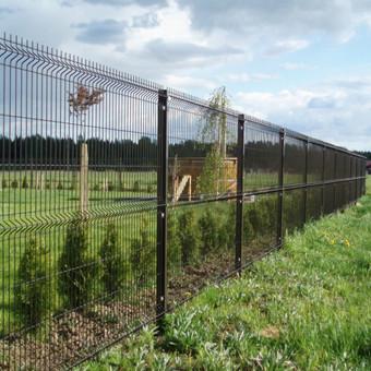 Tvoros, kiemo vartai, montavimas, kalvystės elementai. / UAB Metalo spektras / Darbų pavyzdys ID 700227