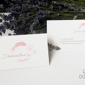 Grafikos dizainerė / Guoda / Darbų pavyzdys ID 700561