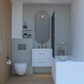GN Interior Design / Gabrielė Ba; Natasha Priest / Darbų pavyzdys ID 702319