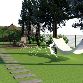 Aplinkos apželdinimo projektavimas / Rolanda / Darbų pavyzdys ID 702833