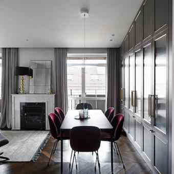 Interjero dizainerė - Habitas - interjero dizainas studija / Laura Vanagaitytė Marozienė / Darbų pavyzdys ID 702939