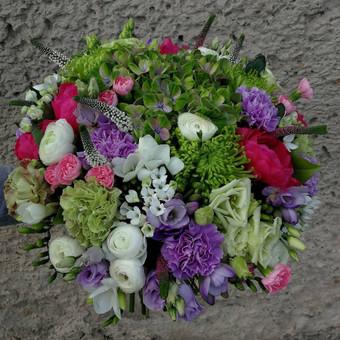 Gėlių salonai Anykščiuose, Rokiškyje / Gėlių lanka, UAB / Darbų pavyzdys ID 703269