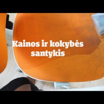 Valyktai – Minkštų baldų ir kilimų valymas / Kristina Puidienė / Darbų pavyzdys ID 703407