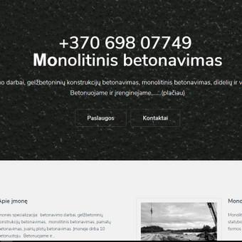 Svetainės statybininkams TELEFONU, SEO optimizavimas. / Georgijus Jemeljanovas / Darbų pavyzdys ID 703715