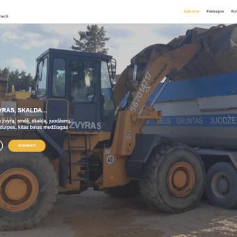 Svetainės statybininkams TELEFONU, SEO optimizavimas. / Georgijus Jemeljanovas / Darbų pavyzdys ID 703721