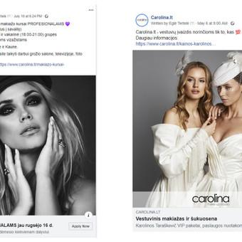 Pardavimų didinimas internetinės rinkodaros kanalais / Eglė Tertelė / Darbų pavyzdys ID 703963