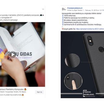 Pardavimų didinimas internetinės rinkodaros kanalais / Eglė Tertelė / Darbų pavyzdys ID 703965