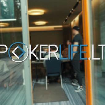 POKERLIFE.LT stovyklos video