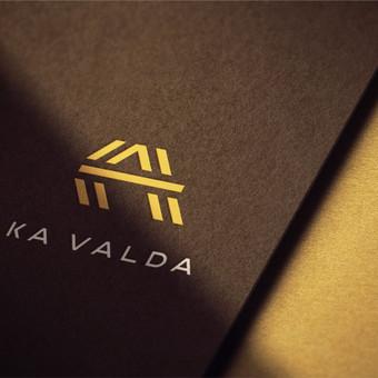 KA VALDA logotipas