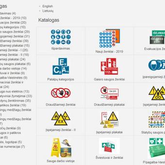 Internetinių svetainių kūrimas, priežiūra, virusų valymas / Edvardas / Darbų pavyzdys ID 706607