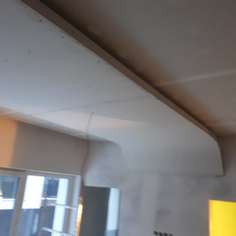 Gipso kartono montavimas / Gintaras / Darbų pavyzdys ID 601517