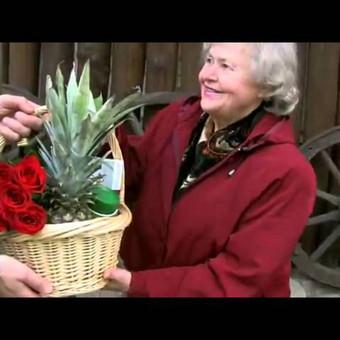 Pristatome gėles į namus ir į darbą bet kur Lietuvoje ir visame pasaulyje