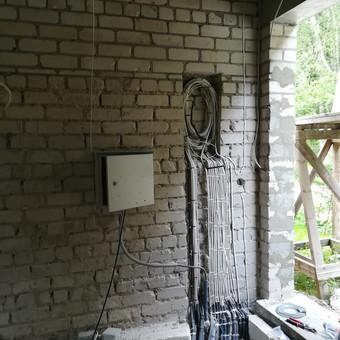Elektrikas Vilniuje, Elektros darbai / Igoris / Darbų pavyzdys ID 708631