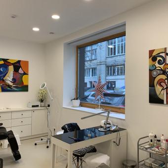 Dailininkė Vilniuje / Artroom Studija / Darbų pavyzdys ID 711637
