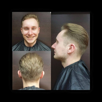 Kirpėjas, meistras, plaukų stilistas / Aušra Trofimovienė / Darbų pavyzdys ID 90941