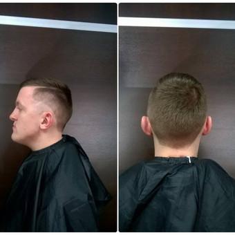 Kirpėjas, meistras, plaukų stilistas / Aušra Trofimovienė / Darbų pavyzdys ID 90937