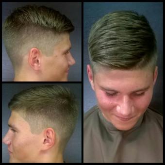 Kirpėjas, meistras, plaukų stilistas / Aušra Trofimovienė / Darbų pavyzdys ID 90942