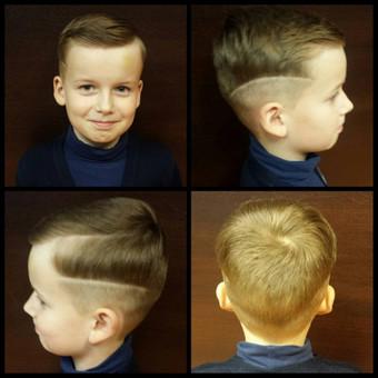 Kirpėjas, meistras, plaukų stilistas / Aušra Trofimovienė / Darbų pavyzdys ID 90944