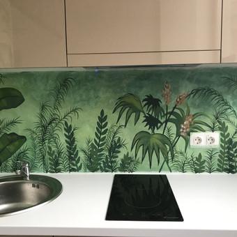 Piešiniai ant sienų/sienų tapyba / Laura Jakutiene / Darbų pavyzdys ID 712083