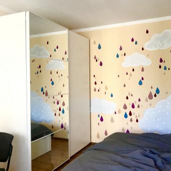 Piešiniai ant sienų/sienų tapyba / Laura Jakutiene / Darbų pavyzdys ID 712129